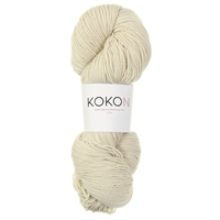 Kokon Fingering Weight Merino 100gr Fog