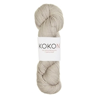 Kokon Fingering Weight Merino 100gr Moon