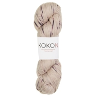 Kokon Fingering Weight Merino 100gr Rock Speckled