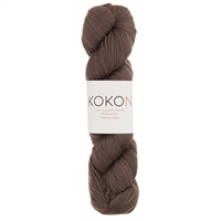 Kokon Fingering Weight Merino 100gr Rust