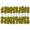 Kokon Fingering Weight Merino 10gr Cacti mini skein