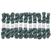 Kokon Fingering Weight Merino 10gr Leaf mini skein