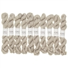 Kokon Fingering Weight Merino 10gr Moon mini skein