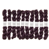 Kokon Fingering Weight Merino 10gr Rock mini skein