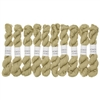 Kokon Fingering Weight Merino 10gr Steppe mini skein