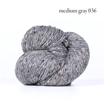 Lucky Tweed 036 Medium Gray
