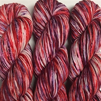 Victory Sock Rock Candy Red