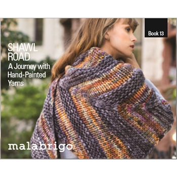 Malabrigo Book 13- Shawl Road