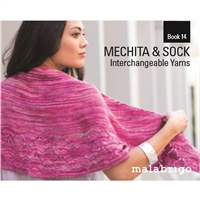 Malabrigo Book 14- Mechita & Sock