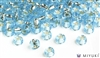 Miyuki 6/0 Glass Beads 18 Silverlined Pale Sky Blue 30gr