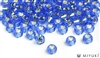Miyuki 6/0 Glass Beads 19 Silverlined Cornflower Blue 30gr