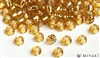Miyuki 6/0 Glass Beads 4 Silver-lined Gold AB 30gr