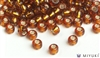Miyuki 6/0 Glass Beads 5 Silver-lined Copper 30gr