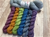 Marianated Yarns Cobblestone Cowl Kit: Perennial Garden with Stone Basin