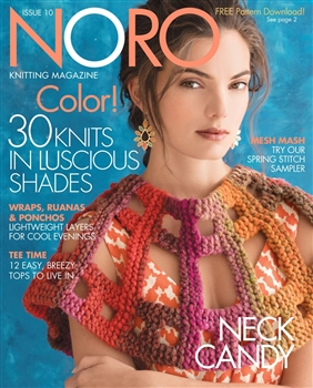 Noro Magazine Issue 10 Spring/Summer 2017