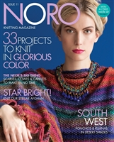Noro Magazine Issue 11 Fall/Winter 2017