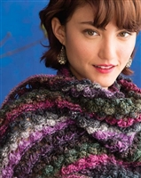 Noro Hyacinth Stitch Shawl Kit (knit)