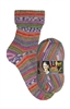 My Sock Design 9371 Inca