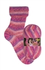 My Sock Design 9375 Blooming Imagination