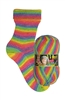My Sock Design 9376 Over The Rainbow