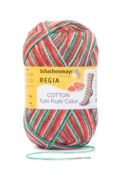 Cotton Tutti Frutti Color 2421 Wassermelone