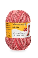 Cotton Tutti Frutti Color 2422 Pomegranate
