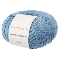 Cotton Cashmere 222 Faded Denim (Discontinued)