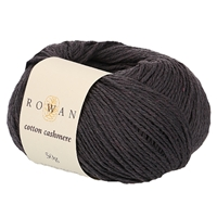Cotton Cashmere 232 Charcoal