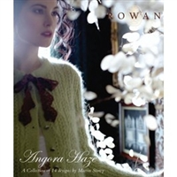Rowan Angora Haze Collection