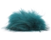 Raccoon Pom-Pom w/ Snap 025 Teal