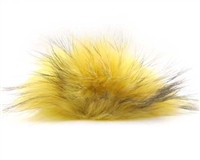 Raccoon Pom-Pom w/ Snap 608 Citrus/Charcoal (Discontinued)