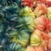 Faux Fur 19cm Pom-Pom 199 Multi-color