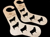 The Yarn Attic Sheep Sock Blocker Set- Medium Size