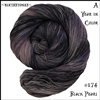 Mad Hatter 174 Black Pearl