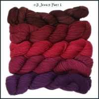 Mad Hatter Mini Skein Packs 03 Jewels Part 1