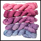 Mad Hatter Mini Skein Packs 5,000,000 Kisses (Limited Edition Feb 2017)