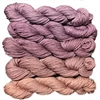 Mad Hatter Mini Skein Packs Lilacs & Tulips (Limited Edition June 2017)