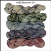Mad Hatter Mini Skein Packs 103 Breakfast Tea