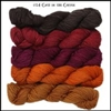 Mad Hatter Mini Skein Packs 14 Cats in The Coffee