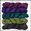 Mad Hatter Mini Skein Packs 15 Mice in the Tea