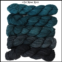 Mad Hatter Mini Skein Packs 24 Mome Rath
