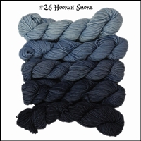 Mad Hatter Mini Skein Packs 26 Hookah Smoke