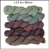 Mad Hatter Mini Skein Packs 55 In a Whisper