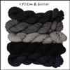 Mad Hatter Mini Skein Packs 57 Coal & Scuttles
