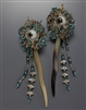 Prosthetic Eye Hair Sticks