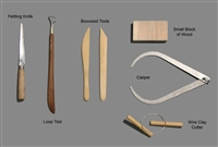 Foundations Figure Modeling Materials Kit