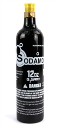 Sodamod Beverage Grade Aluminum CO2 Tank – 12oz for Sodastream