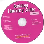 Building Thinking Skills® Primary Teacher's Manual