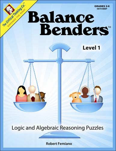 Balance Benders Level 1