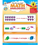 Thinking Kids'™ Math Analogies Grade 4